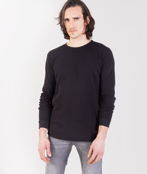 JUST JUNKIES Maximus Pullover black