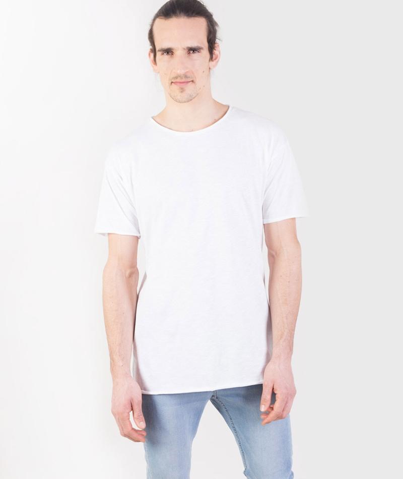 ROCKAMORA Aron T-Shirt white