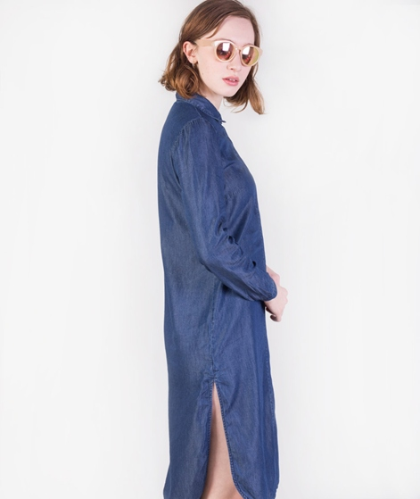 VILA Viexplore Kleid blue denim