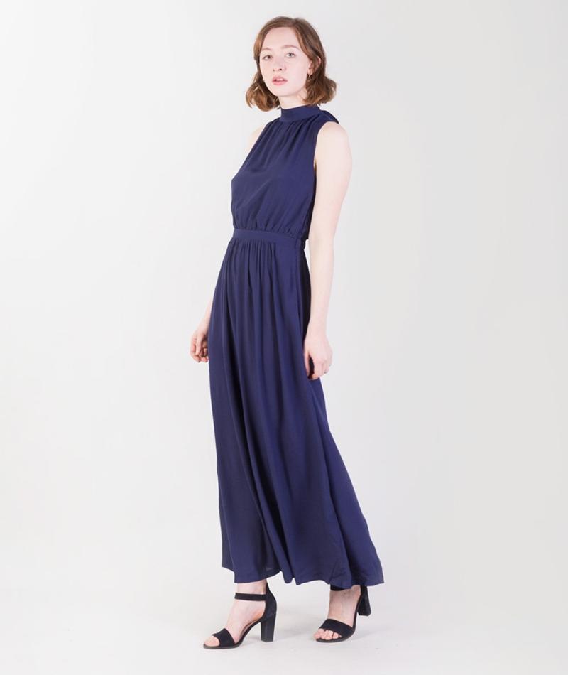 MINIMUM Lailah Kleid twilight blue