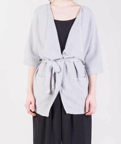 MINIMUM Heidel Cardigan light grey mel