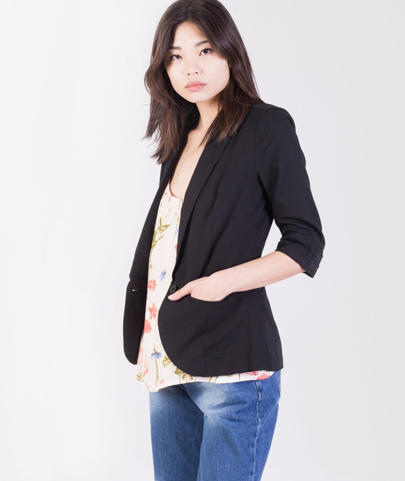 M BY M Tabita Grace Blazer black