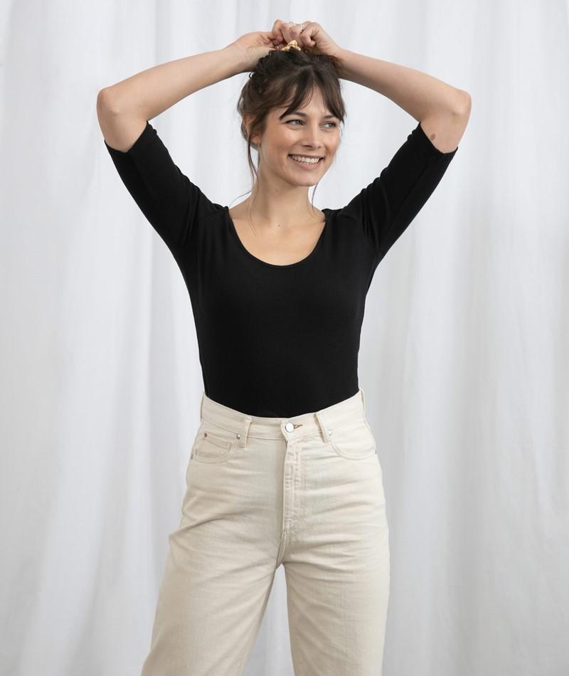 SAMSOE SAMSOE Alexa T-Shirt black