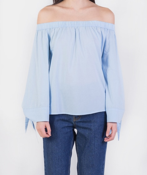 M BY M Monday Milly Bluse cool blue