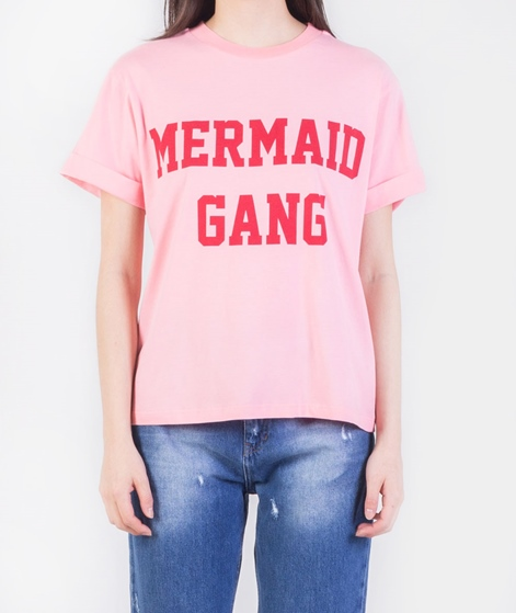 M BY M Mermaid Casual T-Shirt candy pink
