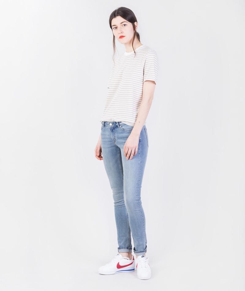 CHEAP MONDAY Slim Jeans stonewash blue