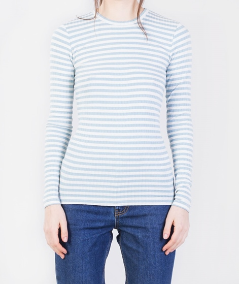 M BY M Aviaja Longsleeve blue stripe