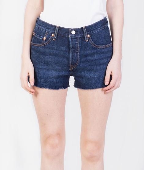 LEVIS 501 Jeans Shorts dark pacific