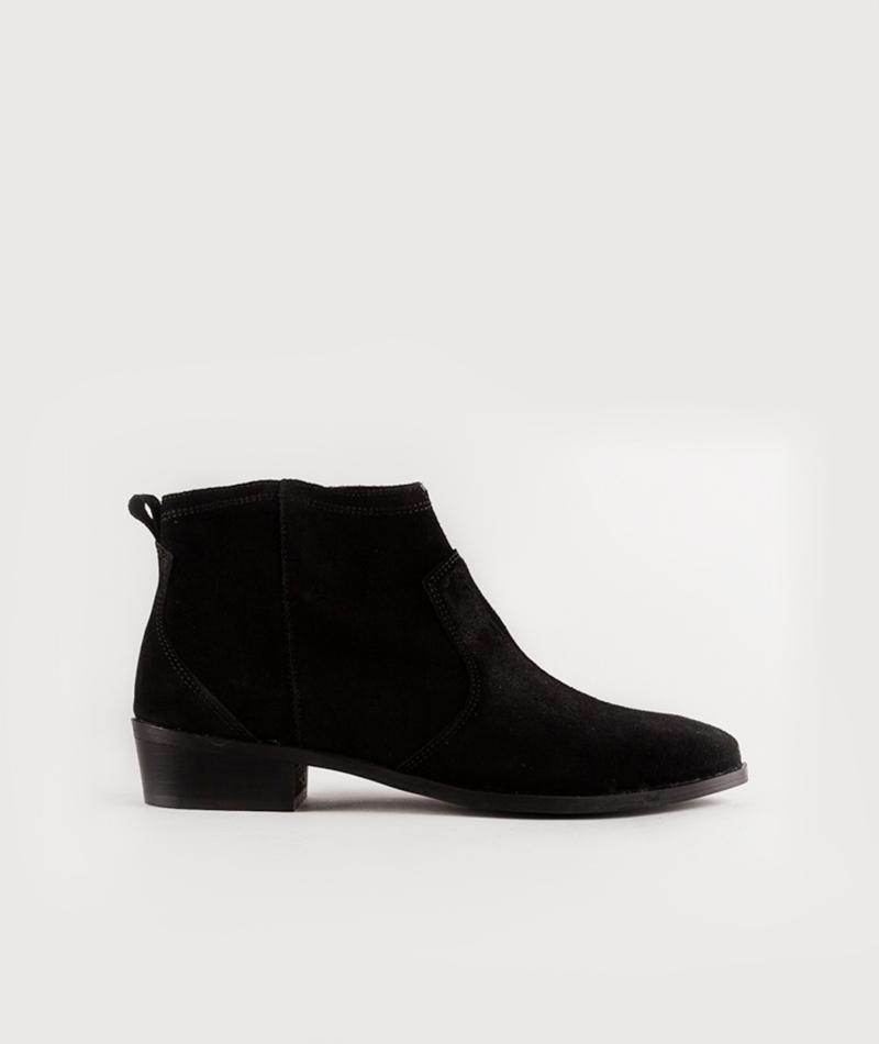 kauf dich gl cklich tenten boots black 42273. Black Bedroom Furniture Sets. Home Design Ideas