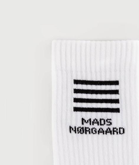 MADS NORGAARD Alanis Socken white/black