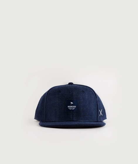 WEMOTO Flag CLR Cap navy blue