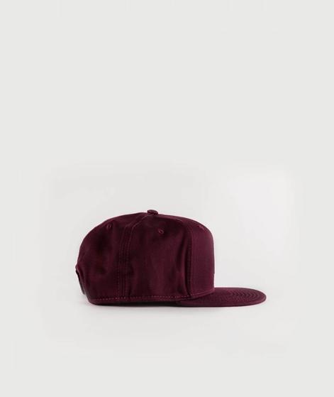 WEMOTO Flag Cap burgundy