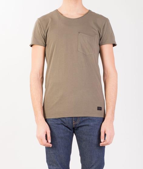 MINIMUM Bradley T-Shirt sea turtle green