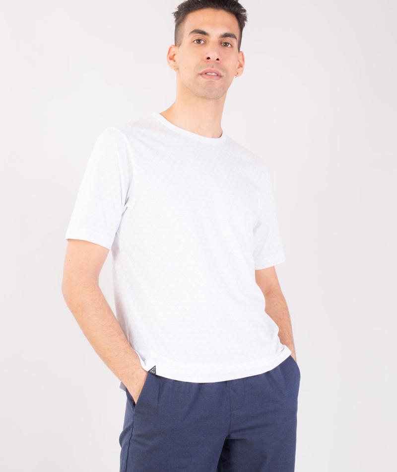 ONTOUR Bermuda T-Shirt white