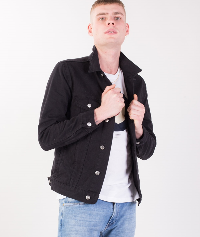 W.A.C. - WE ARE CPH Dakota Jacke black