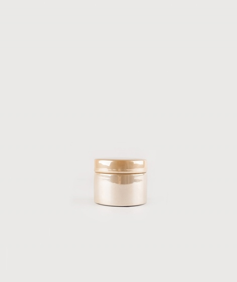 HOUSE DOCTOR Jar with Lid Croz champagne