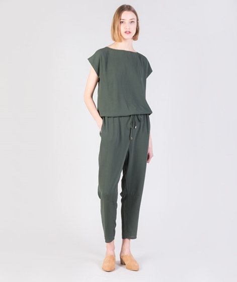 MADS NORGAARD Cavi Overall army green