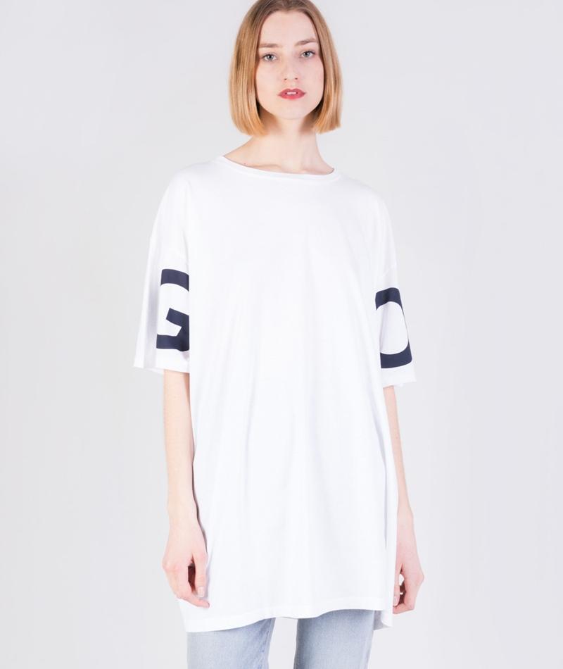MADS NORGAARD Talka T-Shirt white