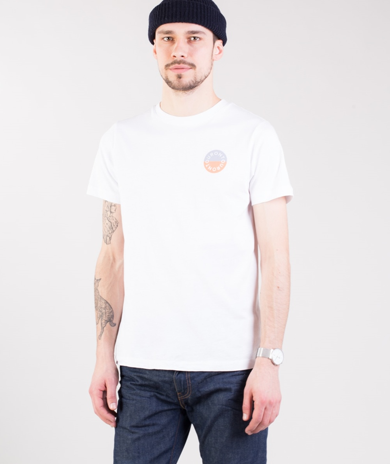 ONTOUR Island T-Shirt white