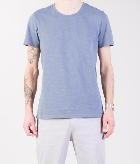 KAUF DICH GLÜCKLICH Jonah T-Shirt blue