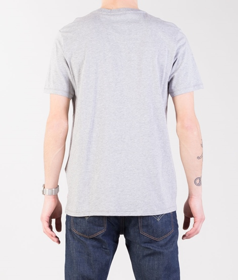 LEVIS Graphic Set-In Neck T-Shirt grey