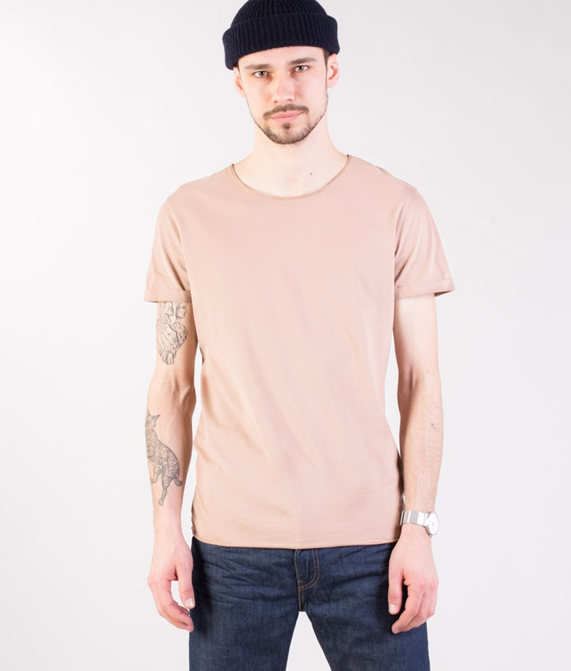 KAUF DICH GLÜCKLICH Tim T-Shirt mud