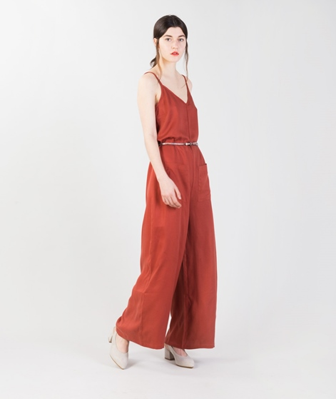 NATIVE YOUTH Equinox Jumpsuit rust