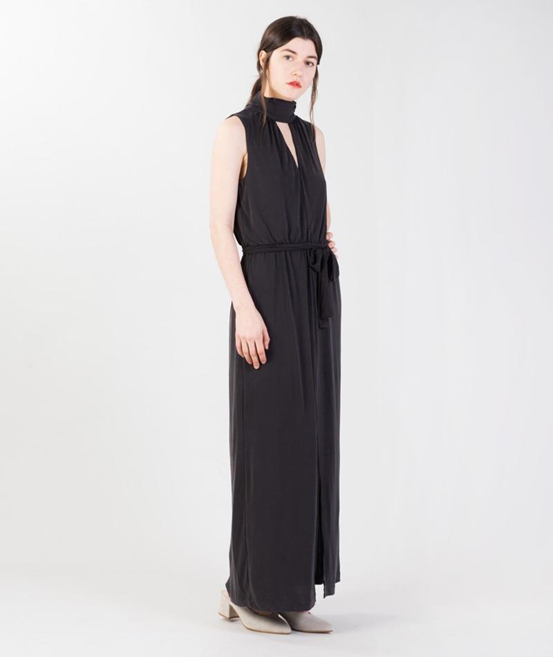 SELECTED FEMME SFHolly Maxi Kleid black
