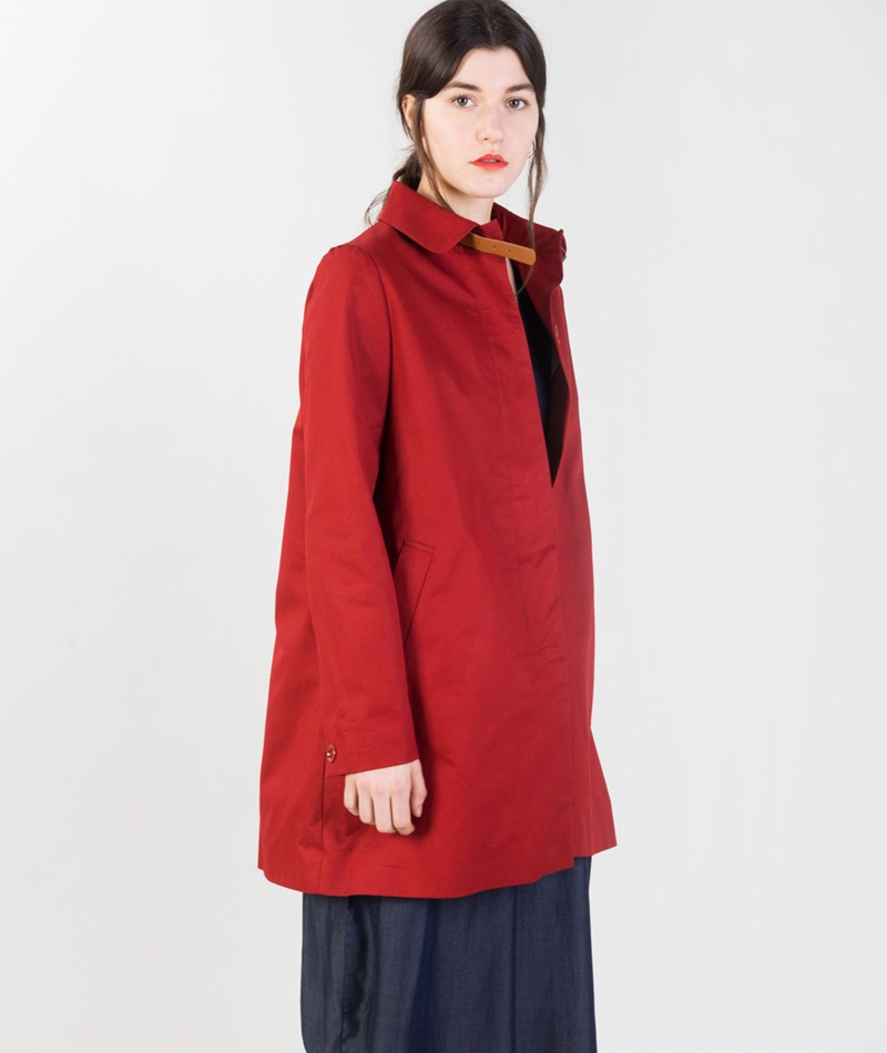 SESSUN Gloria Jacke kahlo red