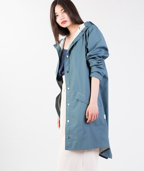 RAINS Long Jacke pacific