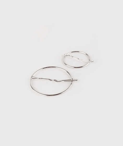 CHEAP MONDAY Halo Hairclip rhodium
