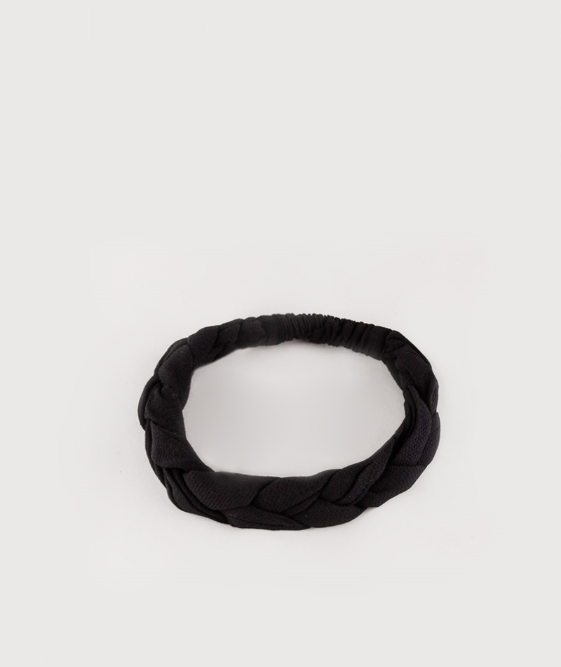 SESSUN Nahua Haarband black