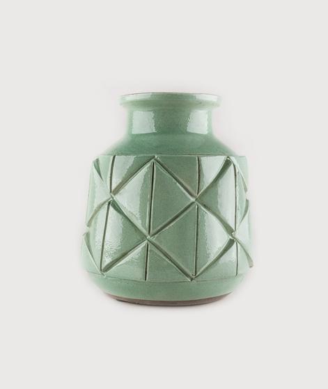 HOUSE DOCTOR Vase triangular black/white