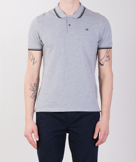 BEN SHERMAN Romford Polo oxford marl