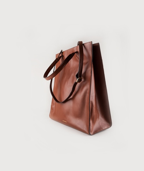 ROYAL REPUBLIQ Mel Tote Bag cognac