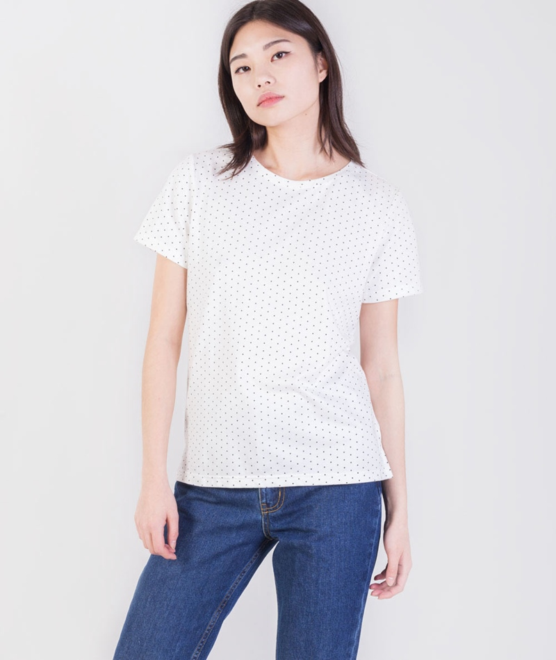 MINIMUM Tabithe T-Shirt white