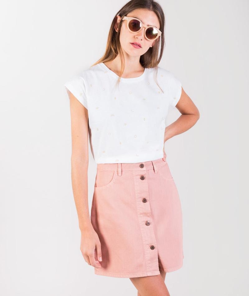 KAUF DICH GLÜCKLICH Marie T-Shirt yoga
