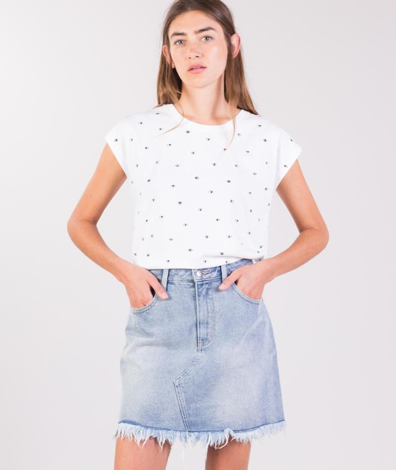 KAUF DICH GLÜCKLICH Marie T-Shirt eye
