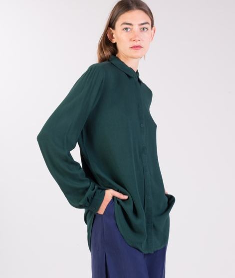 M BY M Hejsa Hattie Bluse emerald