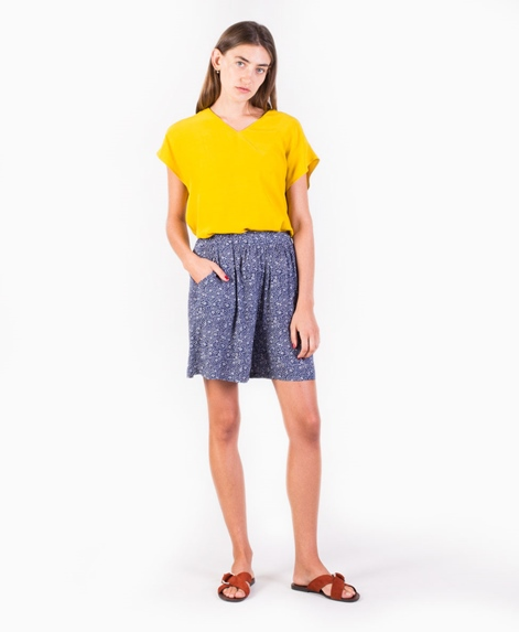 MINIMUM Andea Shorts twilight blue