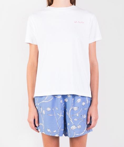 KAUF DICH GLÜCKLICH Camille T-shirt weiß