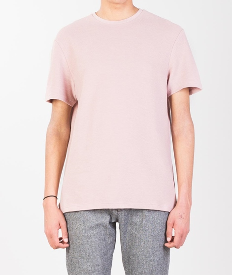 TOPMAN Ottoman T-Shirt mauve