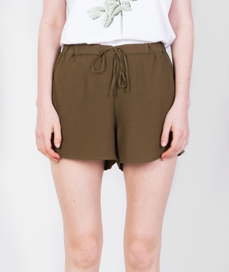 M BY M Halona Haley Shorts moss green