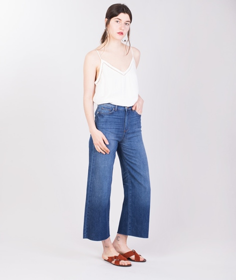 SELECTED FEMME SFGene Cropped Wide Jeans