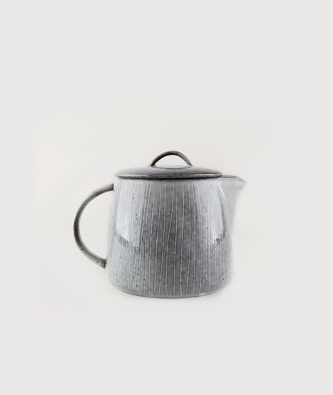 BROSTE Teekanne Nordic Sea grau