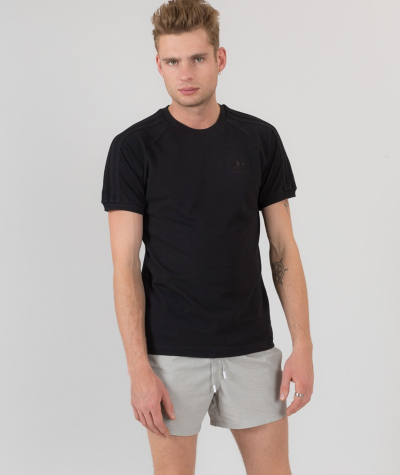ADIDAS CLFN Triple T-Shirt black