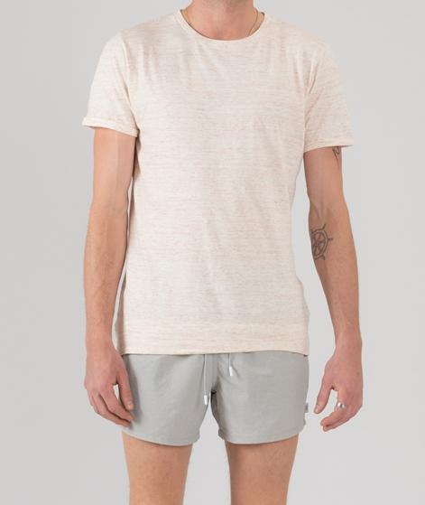 REVOLUTION Melange T-Shirt pink