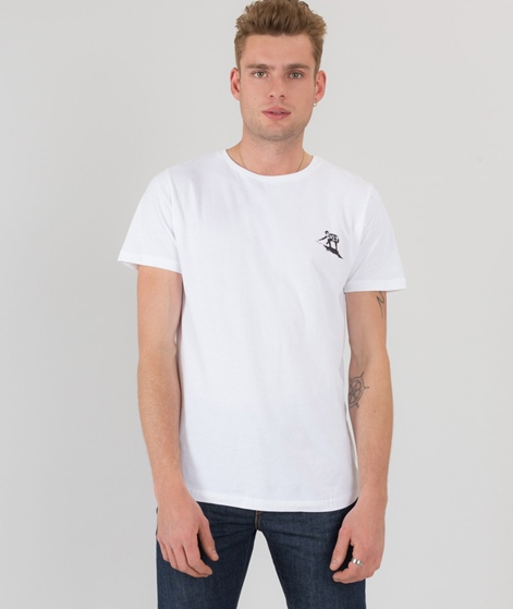 REVOLUTION Sho T-Shirt white