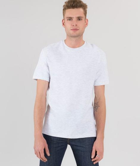 TOPMAN Ottoman T-Shirt frost