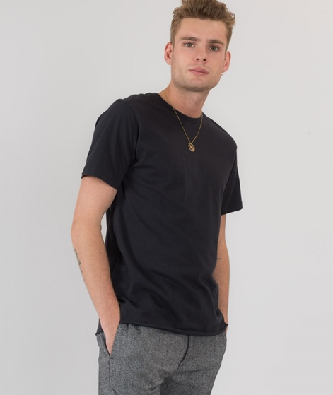 TOPMAN Nibble T-Shirt black